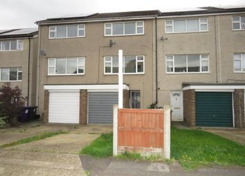 Thumbnail 3 bed town house for sale in Hardy Close, Hitchin