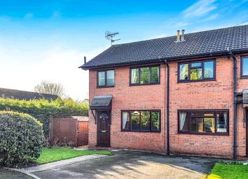 Thumbnail 3 bed semi-detached house to rent in Wallfields Close, Nantwich