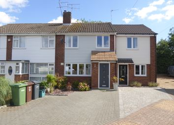 Thumbnail 3 bed terraced house to rent in Chiltern Road, Sandridge, St.Albans