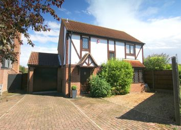 Thumbnail 4 bed detached house for sale in Richmond Close, Eynesbury, St. Neots