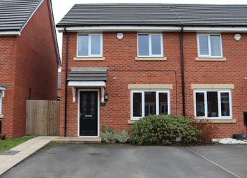Thumbnail 3 bed end terrace house for sale in Cotton Fields, Worsley, Manchester