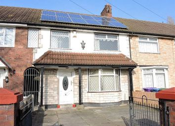 Thumbnail 3 bed terraced house for sale in Outer Forum, Norris Green, Liverpool
