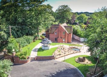 4 bed detached house for sale in Butterton, Newcastle-Under-Lyme ST5
