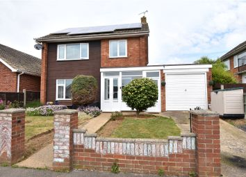 Thumbnail 3 bed detached house for sale in Richmond Crescent, Dovercourt, Harwich, Essex