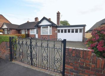 Thumbnail 2 bed semi-detached bungalow for sale in Brompton Drive, Baddeley Edge, Stoke-On-Trent