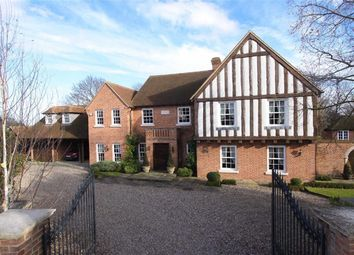 Thumbnail 5 bedroom detached house for sale in Royal Oak Lane, Pirton, Hertfordshire