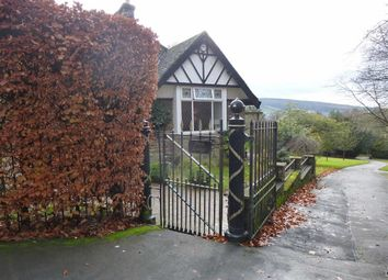 Thumbnail 3 bed detached house for sale in North Road, Glossop, Derbyshire