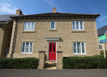 Thumbnail 4 bed detached house for sale in Gotherington Lane, Bishops Cleeve, Cheltenham, Gloucestershire