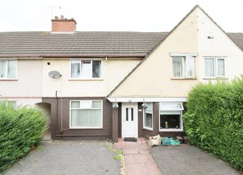 Thumbnail 3 bed terraced house for sale in Sycamore Avenue, Newport