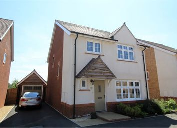 Thumbnail 4 bed detached house for sale in Capel Dewi Hall Road, Newport