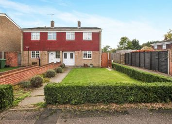 Thumbnail 3 bedroom semi-detached house for sale in St Andrews Close, Slip End, Luton