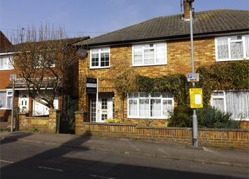 Thumbnail 3 bed semi-detached house to rent in Vicarage Street, Woburn Sands, Milton Keynes