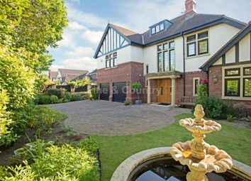 Thumbnail 5 bed detached house for sale in Argarmeols Road, Freshfield, Formby