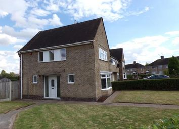 Thumbnail 3 bed semi-detached house for sale in Listowel Crescent, Clifton, Nottingham, Nottinghamshire