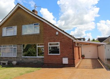 Thumbnail 3 bedroom semi-detached house for sale in Allanmead, Whitchurch, Bristol