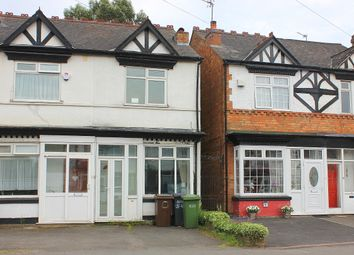 Thumbnail 2 bed semi-detached house to rent in Olton Road, Shirley, Solihull