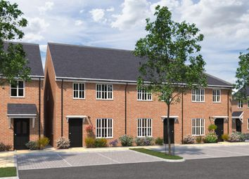 Thumbnail 3 bed end terrace house for sale in Cedar Corner, Stotfold, Hitchin