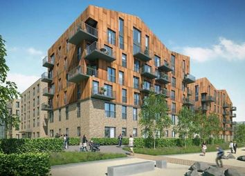 Thumbnail 2 bed flat to rent in Ashton Reach Marine Wharf, Cleveley Court, London