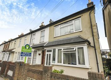 Thumbnail 3 bed semi-detached house for sale in Woodcroft Road, Thornton Heath