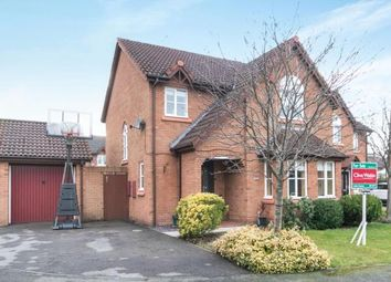 Thumbnail 4 bed detached house for sale in Barleymow Close, Great Sutton, Ellesmere Port