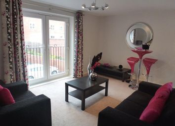 Thumbnail 1 bed flat to rent in Pavior Road, Nottingham