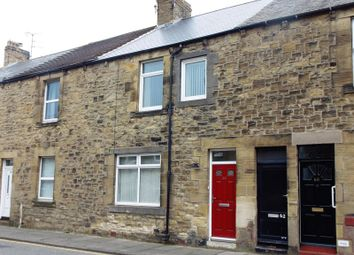 Thumbnail 3 bed terraced house for sale in Church Street, Amble, Morpeth