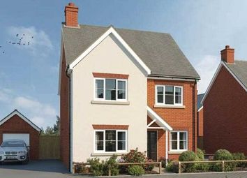 Thumbnail 4 bed detached house for sale in Lovell Road, Oakley, Bedford