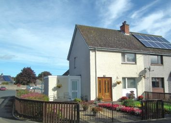 Thumbnail 2 bed semi-detached house for sale in Glebe Park, Gordon