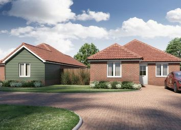 Thumbnail 3 bed detached bungalow for sale in Colchester Main Road, Alresford, Colchester