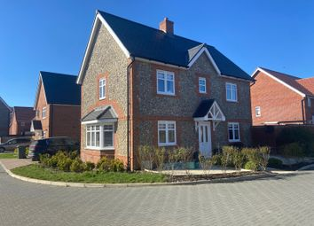 Goldfinch Lane, Hellingly, Hailsham BN27. 3 bed detached house for sale