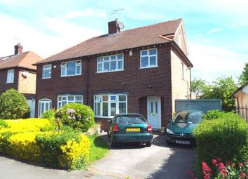 4 bed semi-detached house for sale in Pembury Road, Wollaton, Nottingham, Nottinghamshire NG8