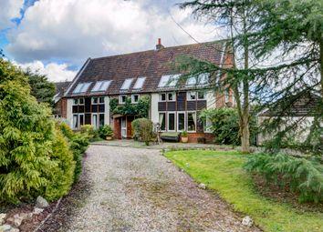 Thumbnail 5 bed barn conversion for sale in Rackheath, Norwich, Norfolk