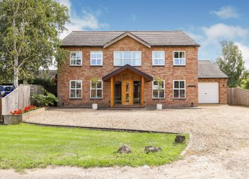 Thumbnail 3 bed detached house for sale in Mill Hill Lane, March