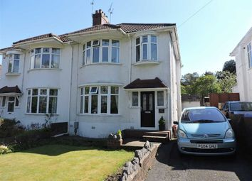 Thumbnail 3 bedroom semi-detached house for sale in Clasemont Road, Morriston, Swansea