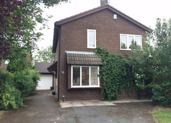 Thumbnail 4 bed detached house to rent in Mallory Walk, Dodleston, Chester