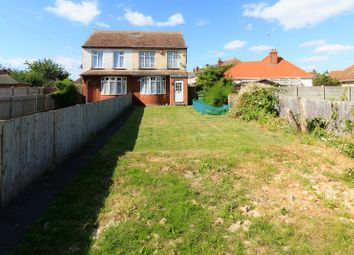 Thumbnail 3 bedroom semi-detached house for sale in St. Georges Avenue, Sheerness