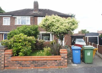 Thumbnail 3 bed semi-detached house for sale in Fir Grove, Bruche, Warrington