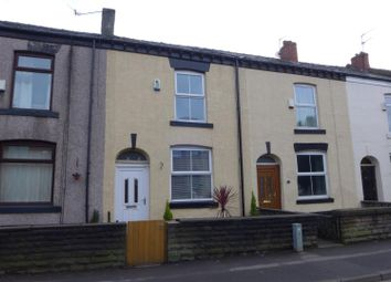 Thumbnail 2 bed terraced house for sale in Queens Park Road, Heywood