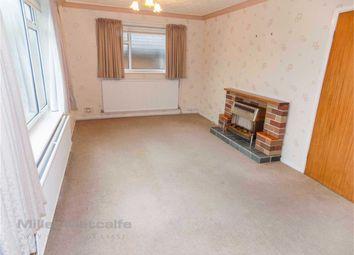 Thumbnail 2 bedroom detached bungalow for sale in Windsor Drive, Horwich, Bolton, Lancashire