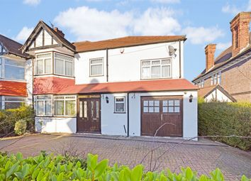 Thumbnail 4 bed semi-detached house for sale in Blockley Road, Wembley, Middlesex