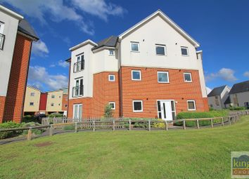Thumbnail Flat for sale in Gladwin Way, Harlow