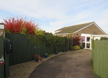 Thumbnail 3 bed detached bungalow for sale in St Michaels Road, Long Stratton, Norwich