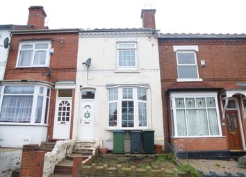 Thumbnail 3 bedroom terraced house for sale in Pargeter Road, Bearwood, Smethwick
