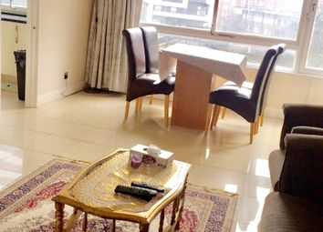 Thumbnail 1 bed flat to rent in The Water Gardens, London