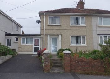 Thumbnail 3 bed semi-detached house to rent in Erw Terrace, Burry Port