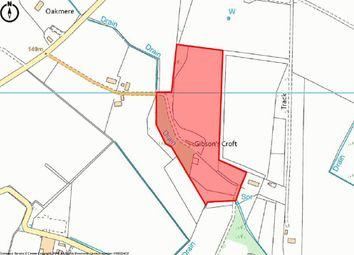 Thumbnail Land for sale in Millbrex, Fyvie, Turriff