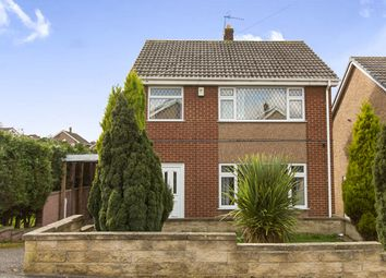 Thumbnail 3 bed detached house to rent in Bernard Close, Brimington, Chesterfield
