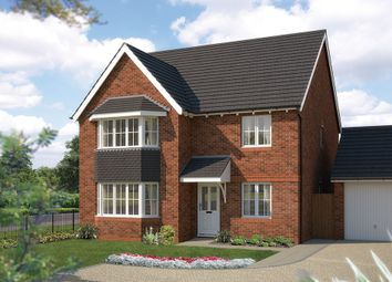 """Thumbnail 5 bedroom detached house for sale in """"The Oxford"""" at Chetwynd Road, Newport"""