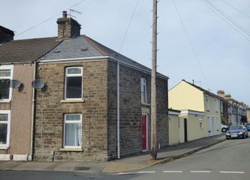 Thumbnail 2 bed end terrace house to rent in Hunter Street, Briton Ferry, Neath .