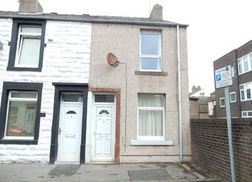 Thumbnail 2 bedroom end terrace house for sale in Winifred Street, Workington